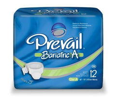 Prevail® Bariatric Adult Briefs