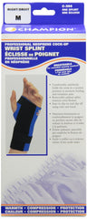 Champion Neoprene Cock-Up Wrist Splint