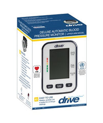 Drive Deluxe Automatic Blood Pressure Monitor, Upper Arm