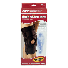 OTC Orthotex Knee Stabilizer Wrap, Hinged Bars