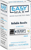 EasyMax Test Strips, 50 ct