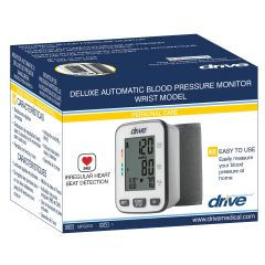 Drive Deluxe Automatic Blood Pressure Monitor, Wrist
