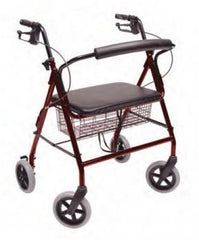 8'' Caster Heavy Duty Steel Padded Rollator