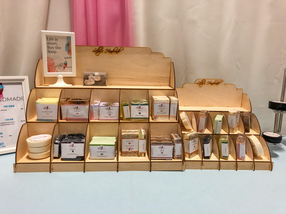 About Lolly's Handmade Soaps