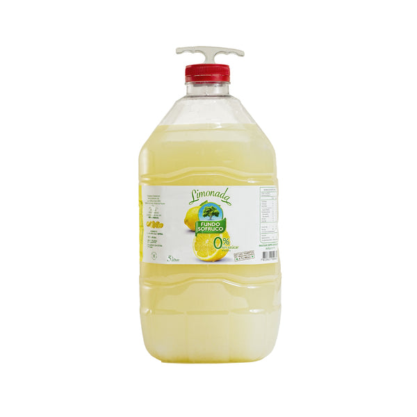 Limonada 100% Natural 5 Litros