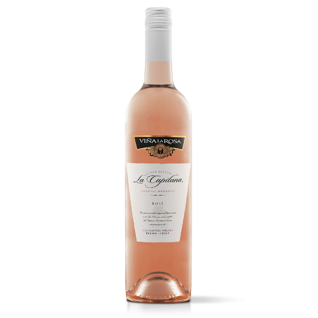 La Capitana Rose de Noir (6 botellas 750ml)