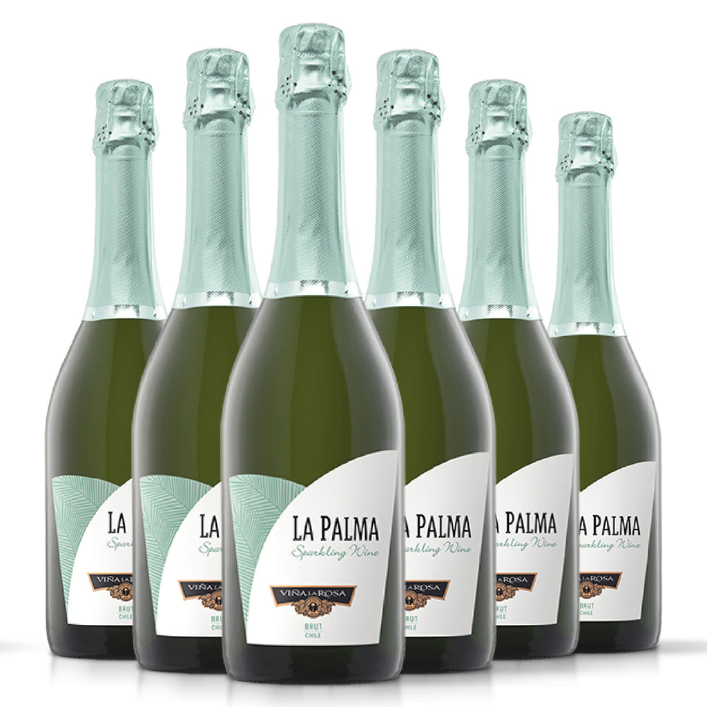 La Palma Espumante Chardonnay (6 botellas 750ml)