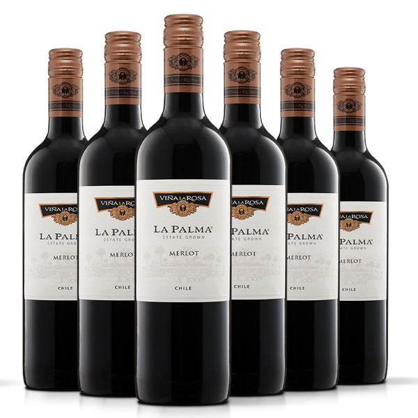 La Palma Merlot (6 botellas 750ml)