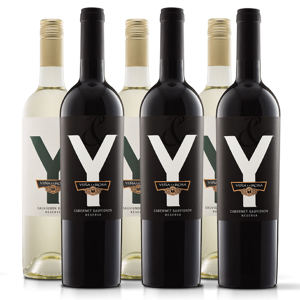 Mix Y Variedades (6 botellas 750ml)