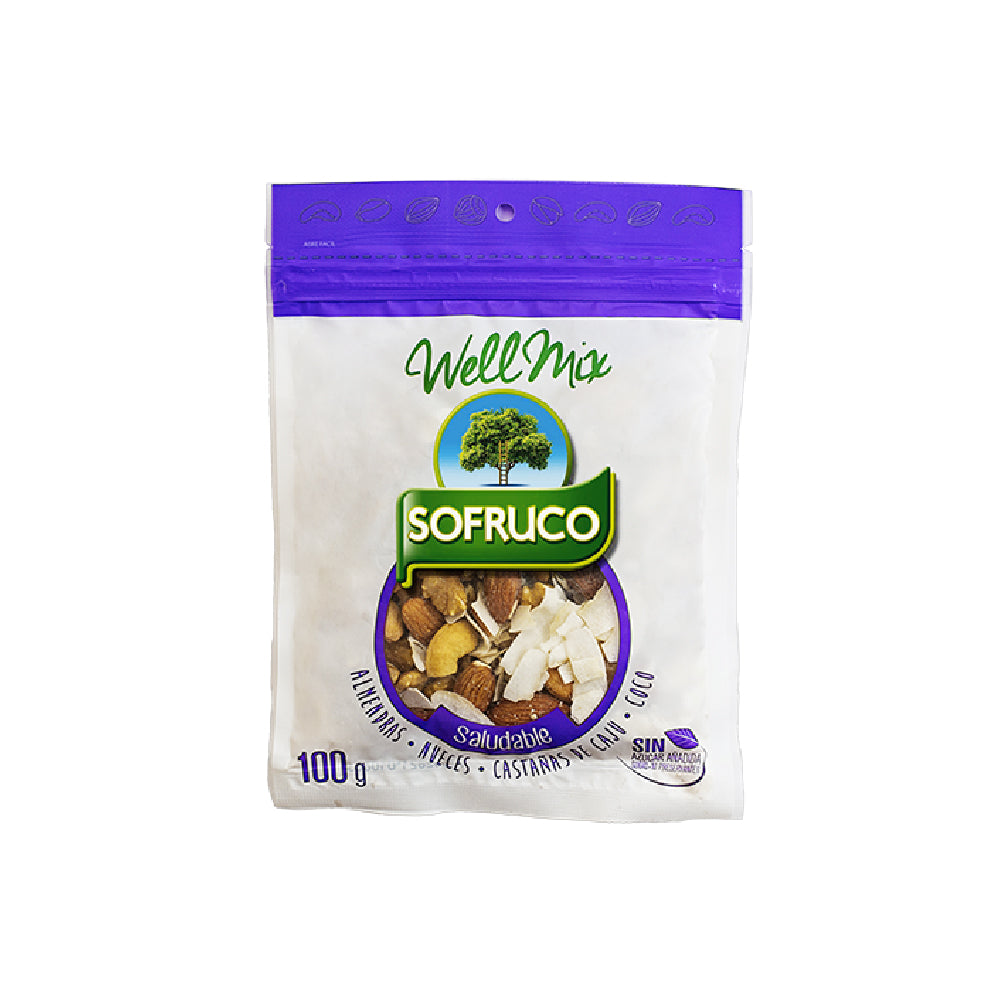 Wellmix Saludable 100 gr (24 unidades)