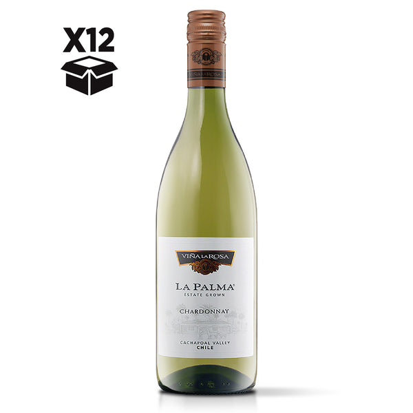 La Palma Chardonnay (12 botellas 750ml)