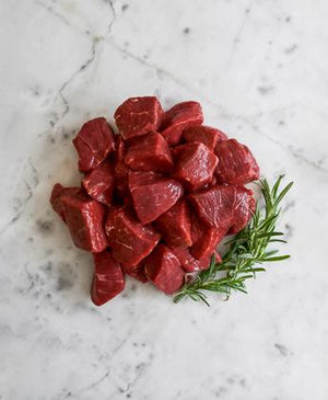 Organic Beef Stew Meat