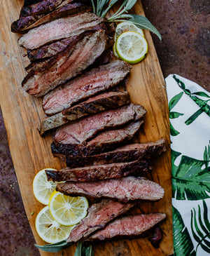 Organic Flat Iron Steak