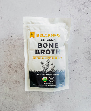 Organic Poultry Bone Broth Pouch