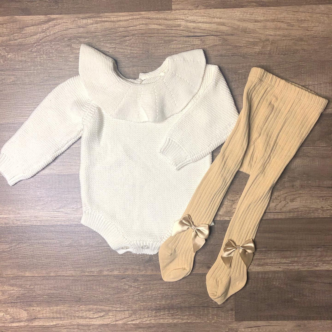 Alyna Sweater Romper