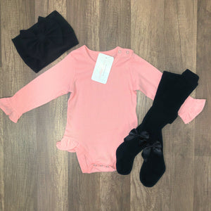 Lulu Ruffle Long Sleeve