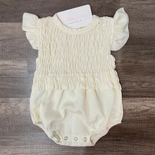 Load image into Gallery viewer, Kiara Romper - Cream