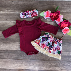 Dayanna Skirt Set
