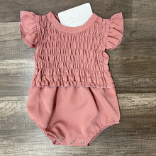 Load image into Gallery viewer, Kiara Romper - Amaranth Pink