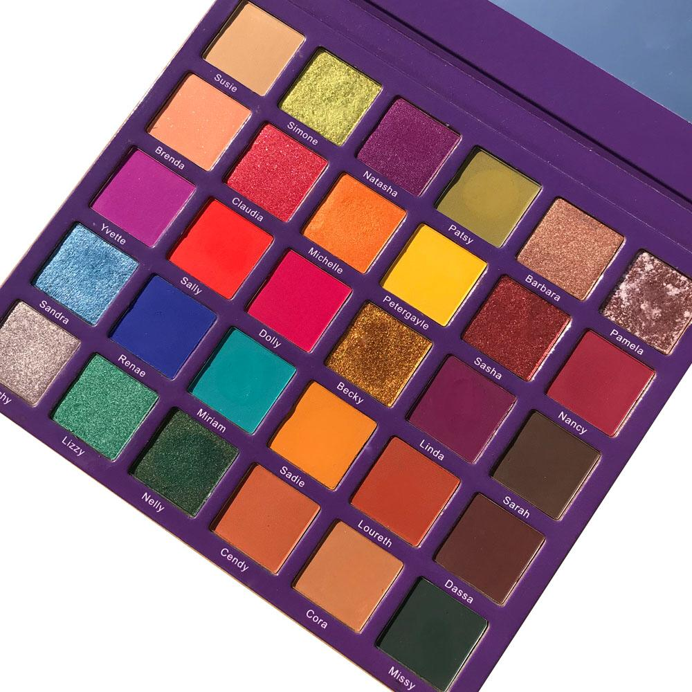 The Jamrock No Limitations Eyeshadow Palette
