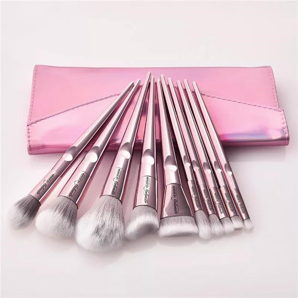 Genesis 10-pc Makeup Brushes