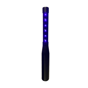 ULTRA UV light light wand portable rechargeable usb sanitizer wand premium black