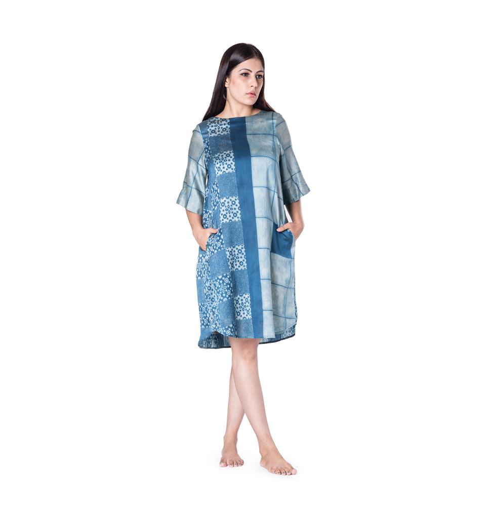 Unblock Shirt Dress