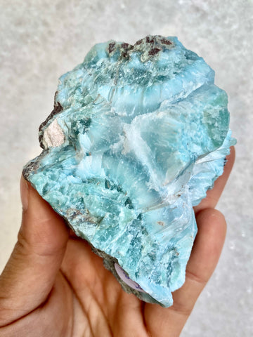 Rare Larimar Rough Piece