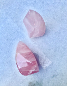 Rose Quartz Small Flames
