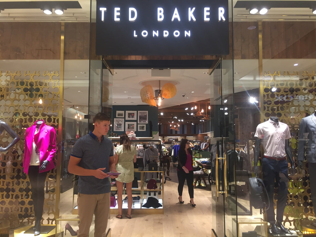Ted Baker London Expands Fashion Brand to Calgary