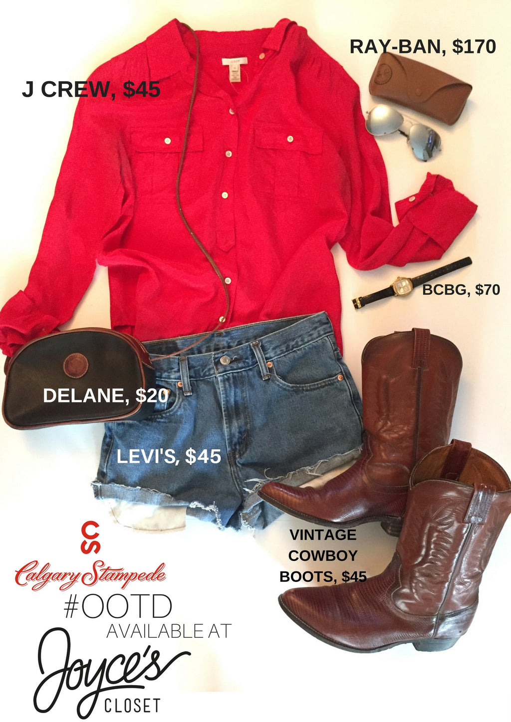 Look of The Week: Stampede Style