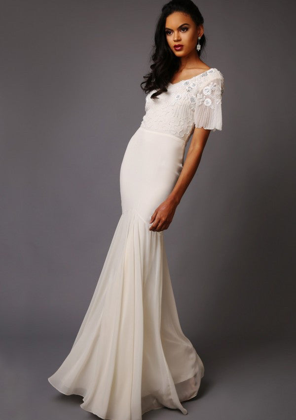 Wedding Wednesday: Virgos Lounge Bridal Collection