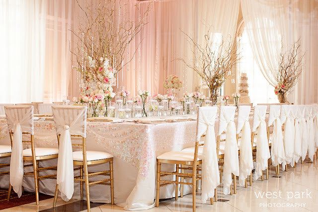 Wedding Wednesday: All Gold Inspiration