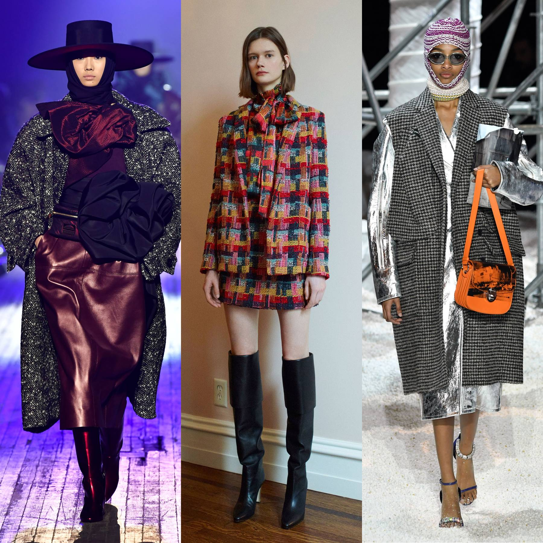 5 TRENDS FOR FALL/ WINTER 2018