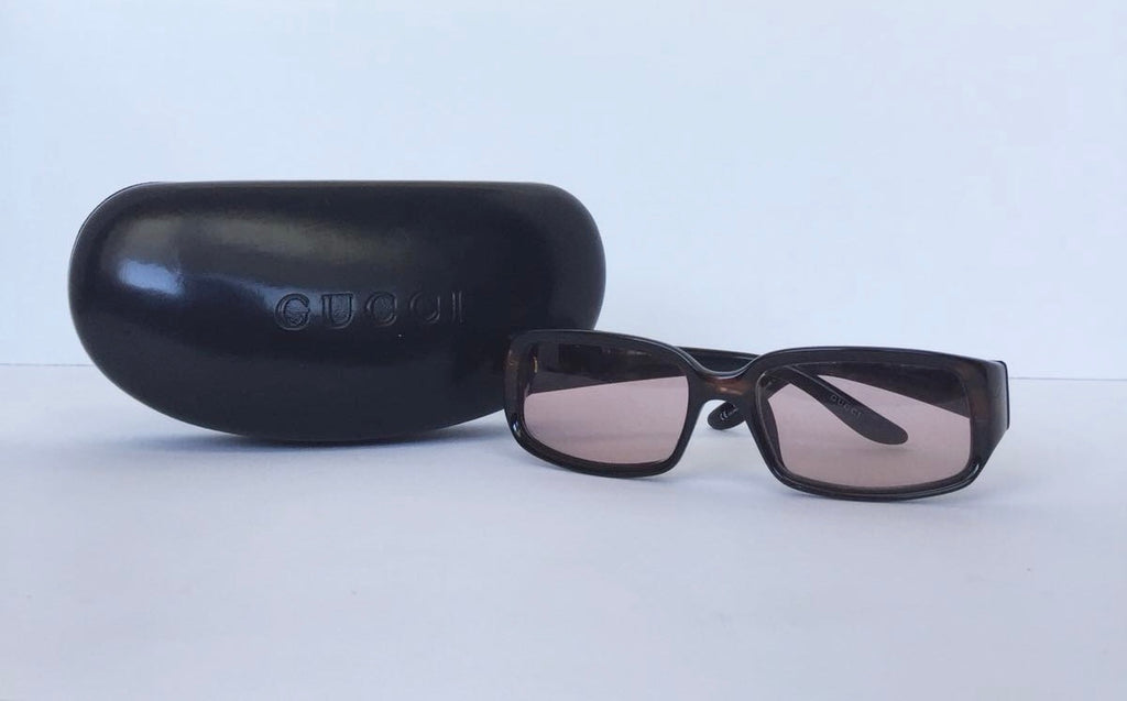 Gucci GG 2455 Dark Brown Sunglasses