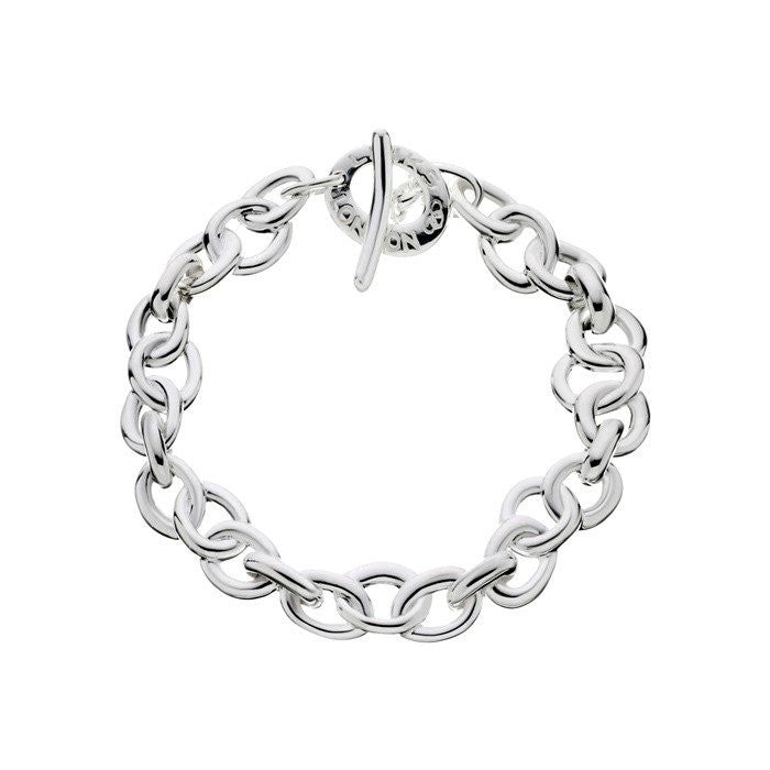 Brand New Links of London Sterling Silver Signature Bracelet
