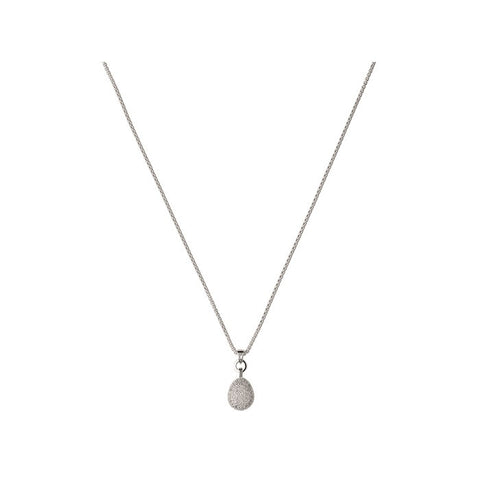 Brand New Links Of London Hope Pendant White Topaz Necklace - Joyce's Closet  - 1
