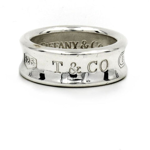 Tiffany & Co Sterling Silver 925 Ring Size 6.5