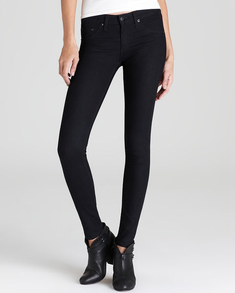 Rag and Bone Dark Wash Legging Jeans - Joyce's Closet  - 1