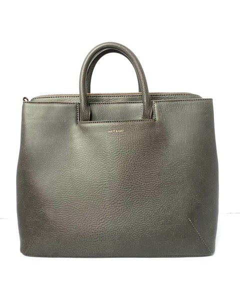Brand New Matt & Nat Grey Vegan Tote