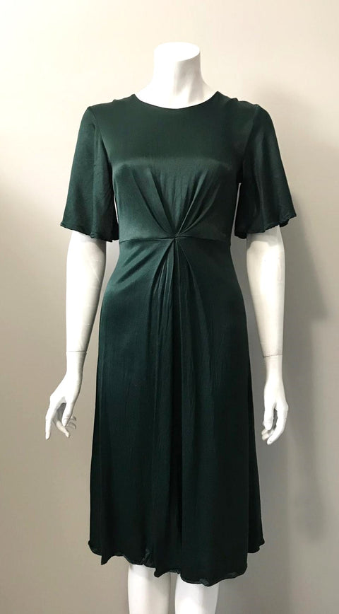 Monsoon Emerald Green Dress Size 6