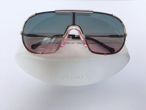 Celine SC1425 Black & Pink Sunglasses