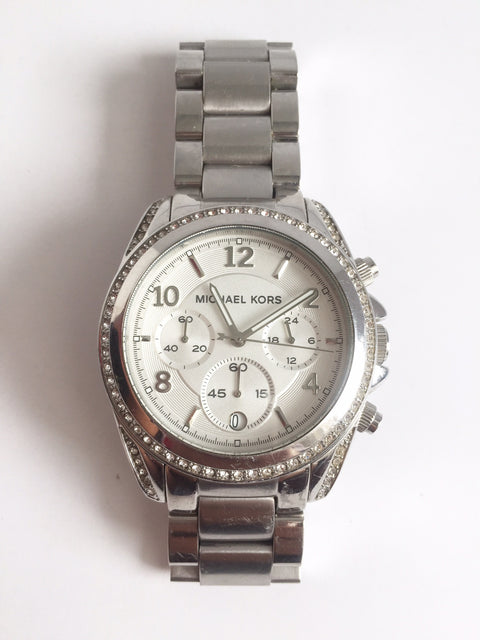 Michael Kors Michael Kors Ladies Blair Chronograph Watch MK5165