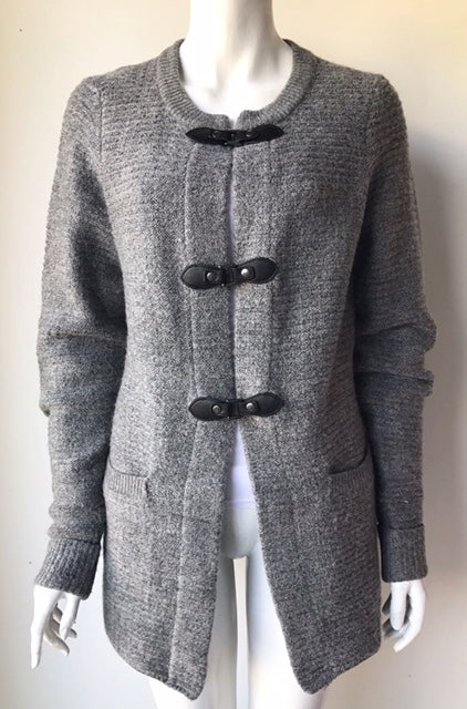 Cynthia Rowley Grey Sweater Size M