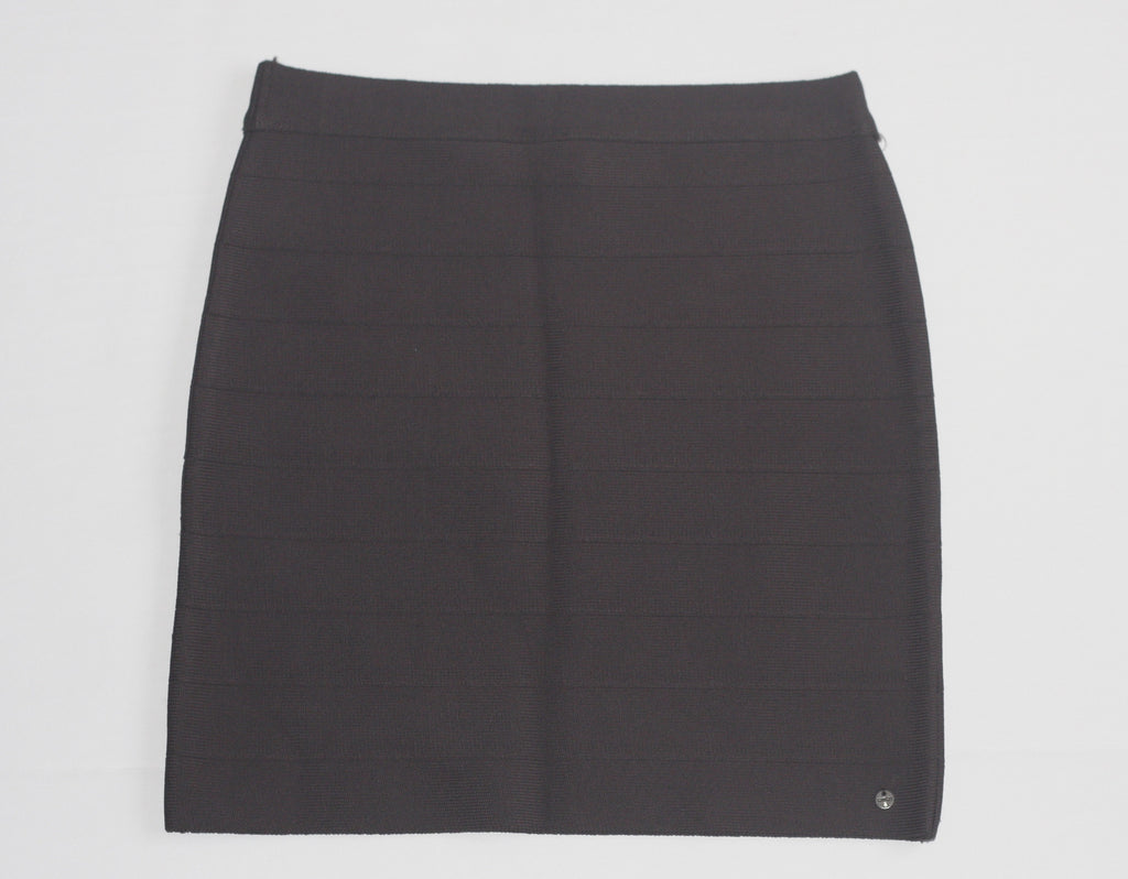 Guess Grey Bandage Mini Skirt - Joyce's Closet  - 1