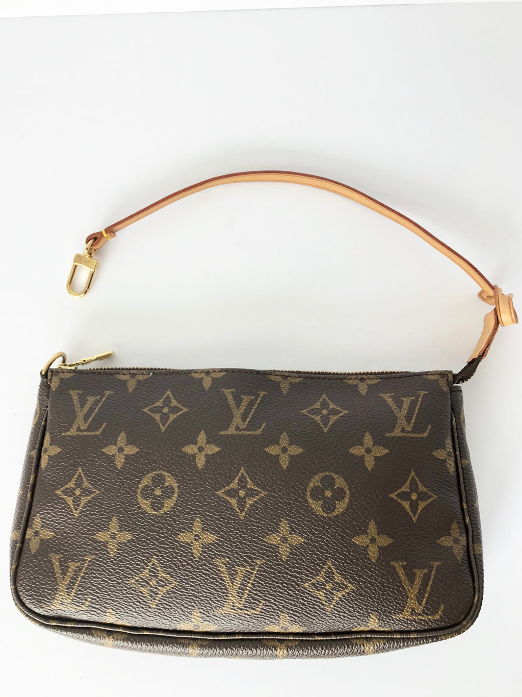Louis Vuitton Pochette Accessoires Monogram Canvas Bag
