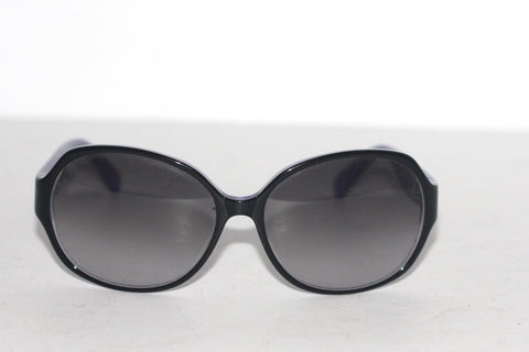 Coach Black & Purple Milly Sunglasses Style #S8022 - Joyce's Closet  - 2