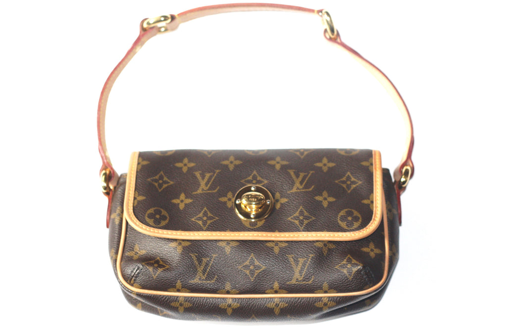 Louis Vuitton Brown Monogram Mini Tikal PM  Bag - Joyce's Closet  - 1