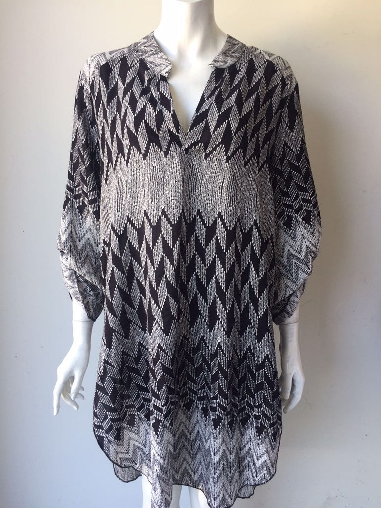 Papillon Grey Tunic Dress Size XL