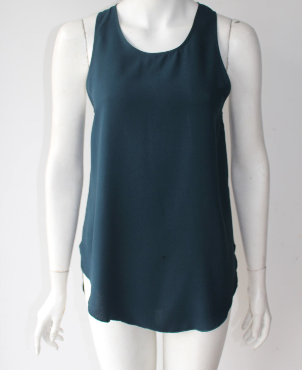Wilfred Teal Herriot Sleeveless Tank - Joyce's Closet  - 1